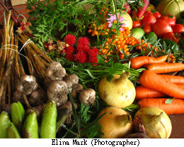 Stroke Reduction Veggies
